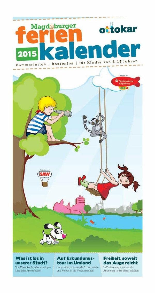 ottokar Ferienkalender 2015