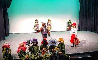 Rotkäppchen am Holzhaustheater Zielitz