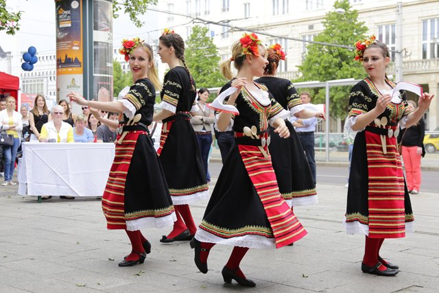Europafest in Magdeburg