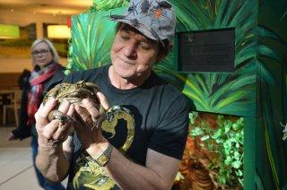 Kleine Wunder vom Äquator im Flora-Park