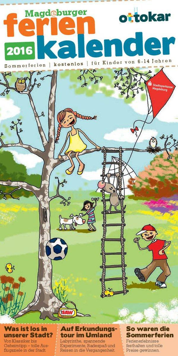 ottokar Ferienkalender 2016