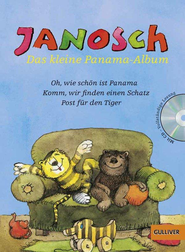 Janosch - Das kleine Panama-Album
