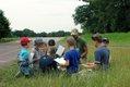 Wildniscamp in der Wildnisschule Elbauen