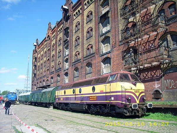 Eisenbahnmuseum Magdeburg