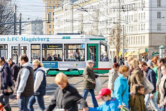 Mobil mit dem öffentlichen Personenverkehr
