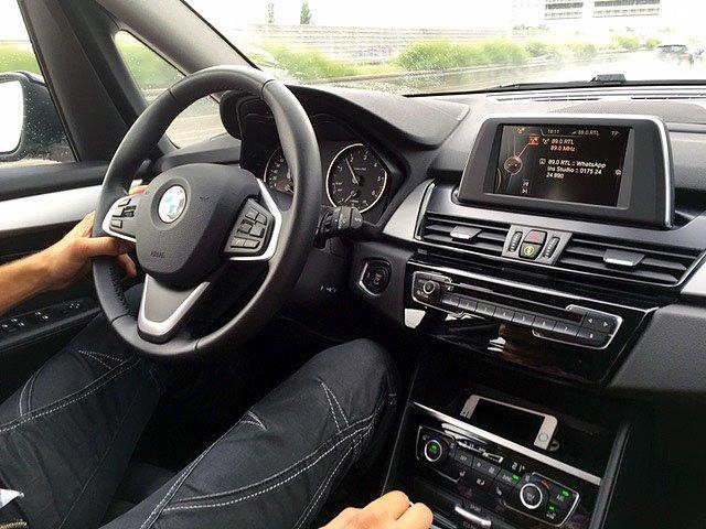 Familie Lange Ruppert test den BMW 2er Gran Tourer