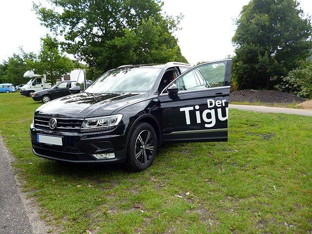 Der neue VW-Tiguan im Familientest
