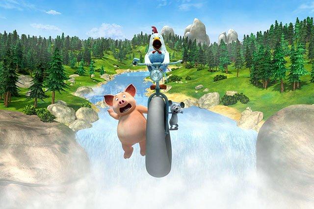 Mullewapp - Eine schöne Schweinerei
