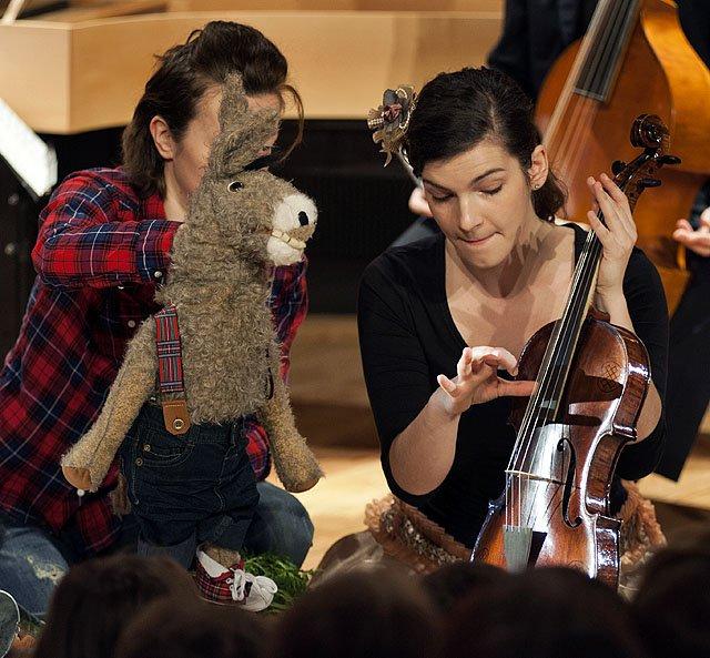 Puppenphilharmonie