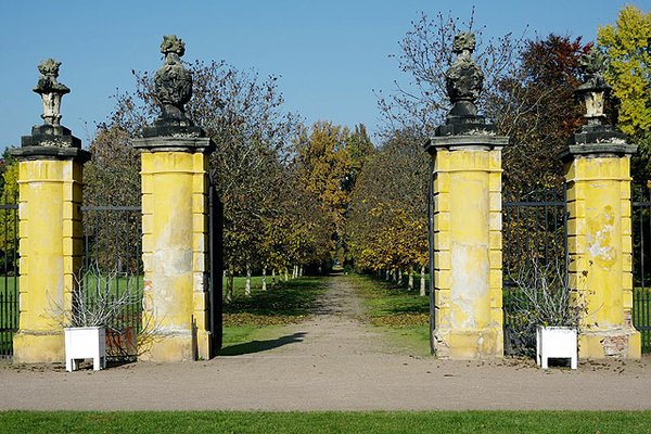 Schlossgarten Mosigkau