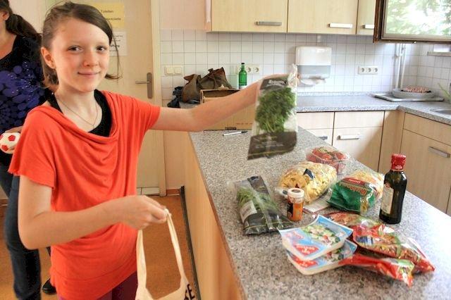 Familienkocherlebnis im Bürgerhaus Kannenstieg
