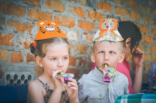 Kindergeburtstag - Das kann ja lustig werden!