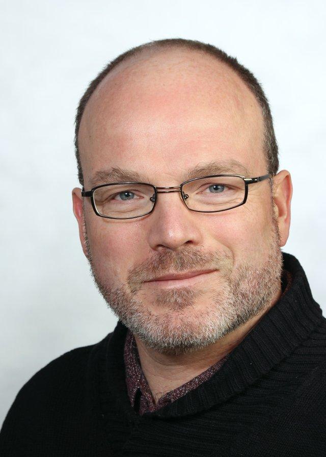 Gregor Ziese vom Duden Institut für Lerntherapie