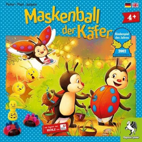 Maskenball der Käfer