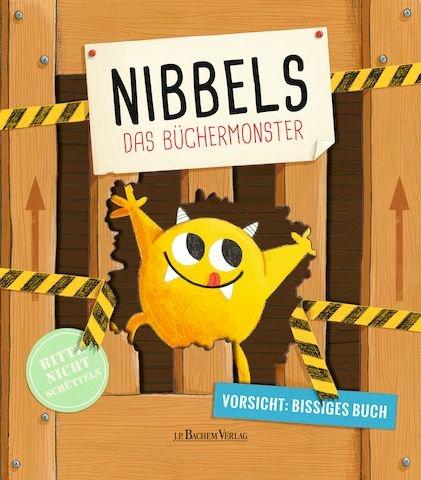 Nibbels - Das Büchermonster