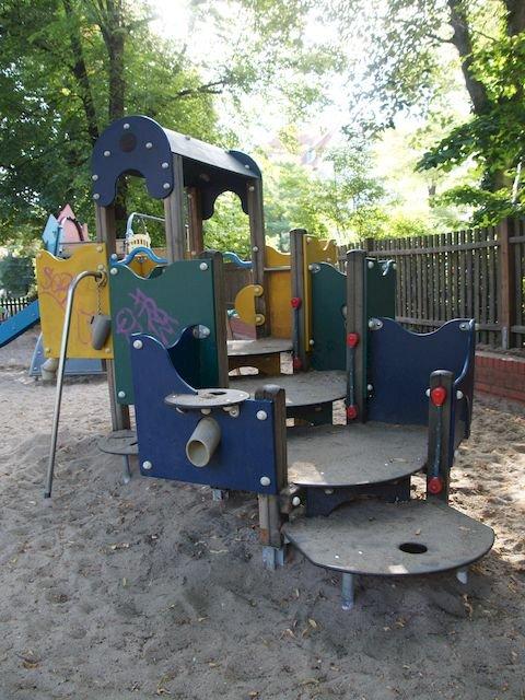 Kleinkindspielplatz Goethestraße