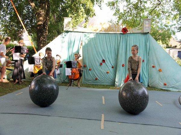 Zentrum für Zirkus und bewegtes Lernen