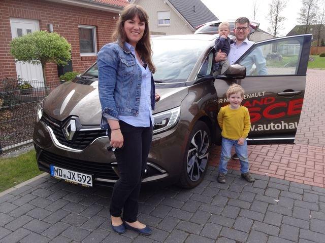 Der neue Renault Scenic im Familientest