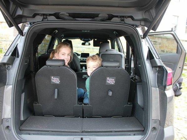 Der neue Peugeot 5008 im Familientest
