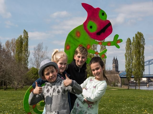 KinderKulturTage 2017 in Magdeburg