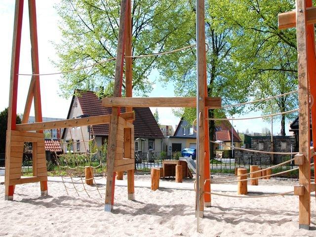 Spielplatz Bertinger Straße
