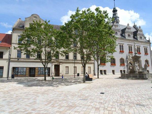Rathaus Schönebeck