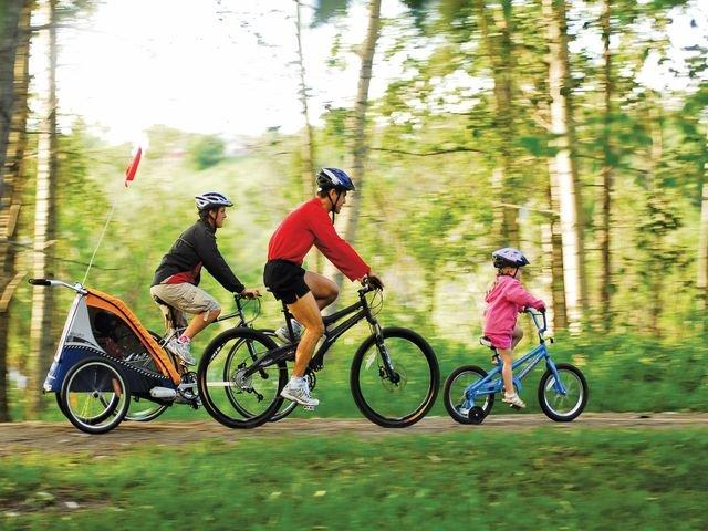Fahrradtour durch Magdeburg und ins Umland