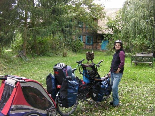 Radreise mit Kind