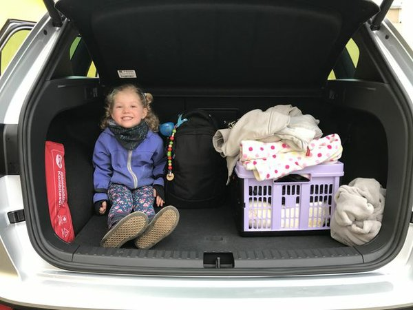 Der Seat Ateca im Familientest