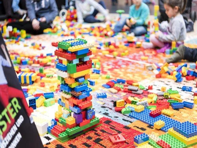 Lego Zeitreise im Fora-Park