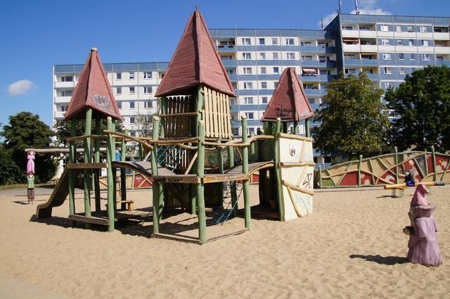 Harry-Potter-Spielplatz
