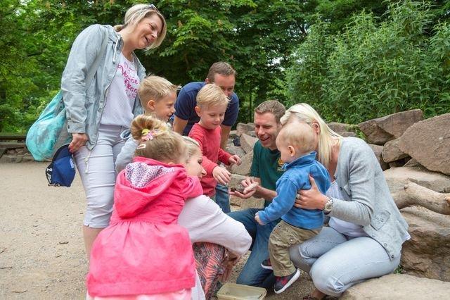 Kinderführung im Zoo