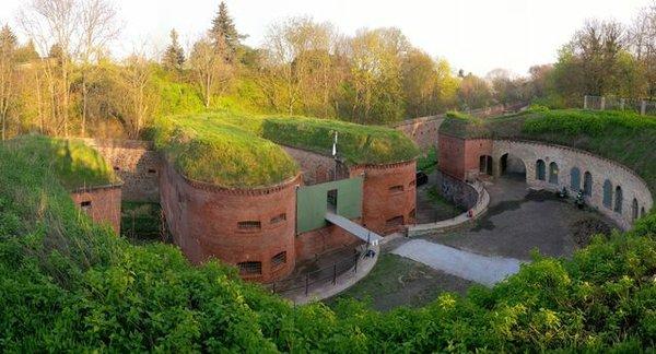 Festung Ravelin 2 in Magdeburg