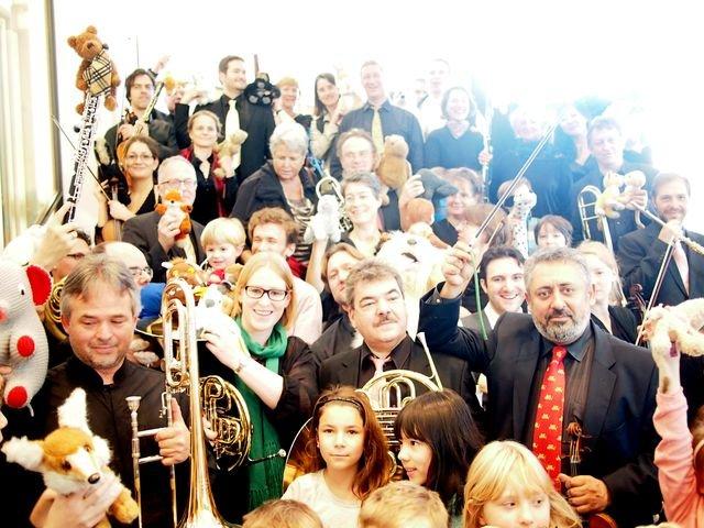 Kinderkonzert im Opernhaus