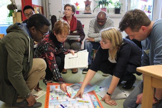 Vorlese-Projekt Vielseitig