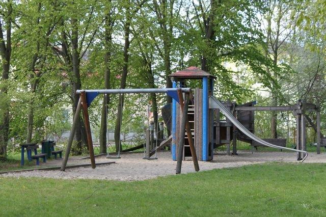 Spielplatz an der Steinbergstraße