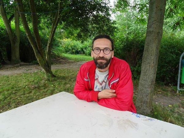 René Seidler - Erzieher in der KiTa Spielkiste