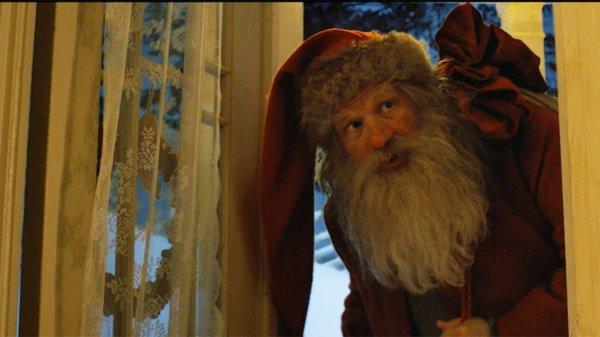 Plätzlich Santa