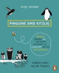 Pinguine sind kitzlig