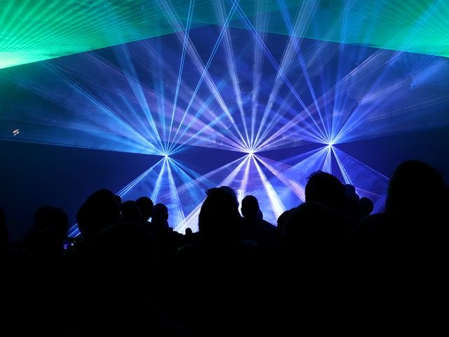 "Lasershow ""ClassicLights"""