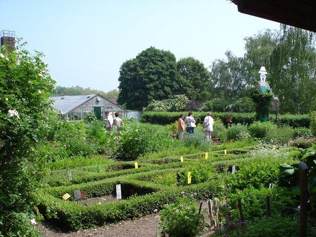 Kräutergarten Neugattersleben