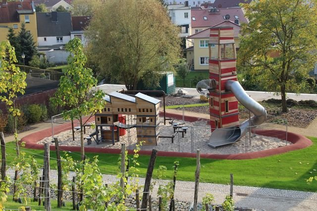 Landesgartenschau Burg