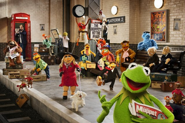 Die Muppets 2