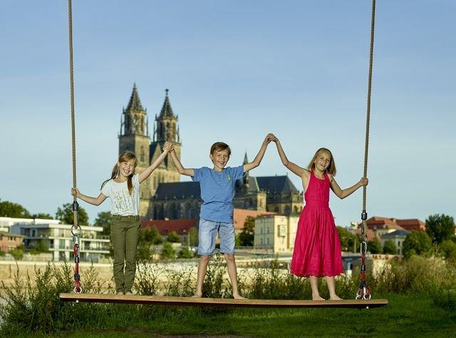 Magdeburg für kleine Entdecker