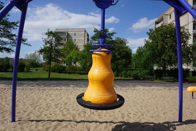 Spielplatz Sternbogen in Neu-Olvenstedt
