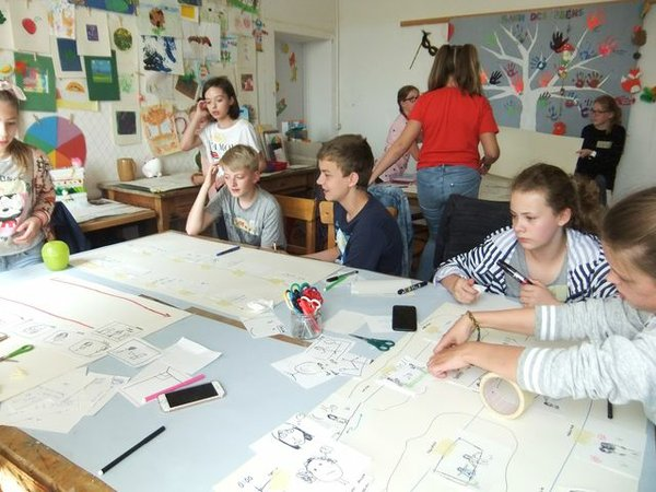 Workshop im Kunstmuseum
