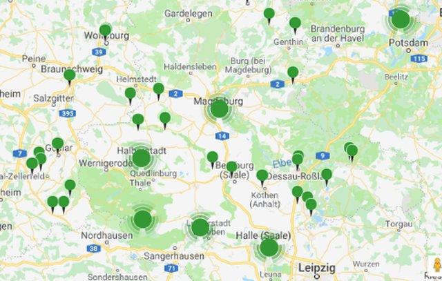 Ausflugsziele für Familien in Sachsen-Anhalt