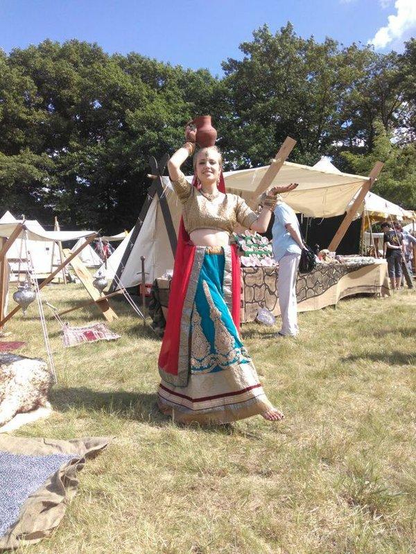 Orient trifft Okzident - Burgfest im Bördemuseum Ummendorf