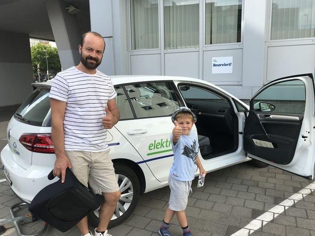 Carsharing mit teilAuto