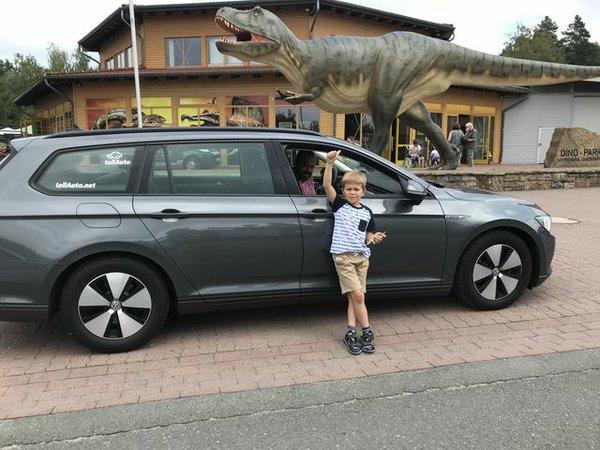 Familie Kaemmerer testet teilAuto